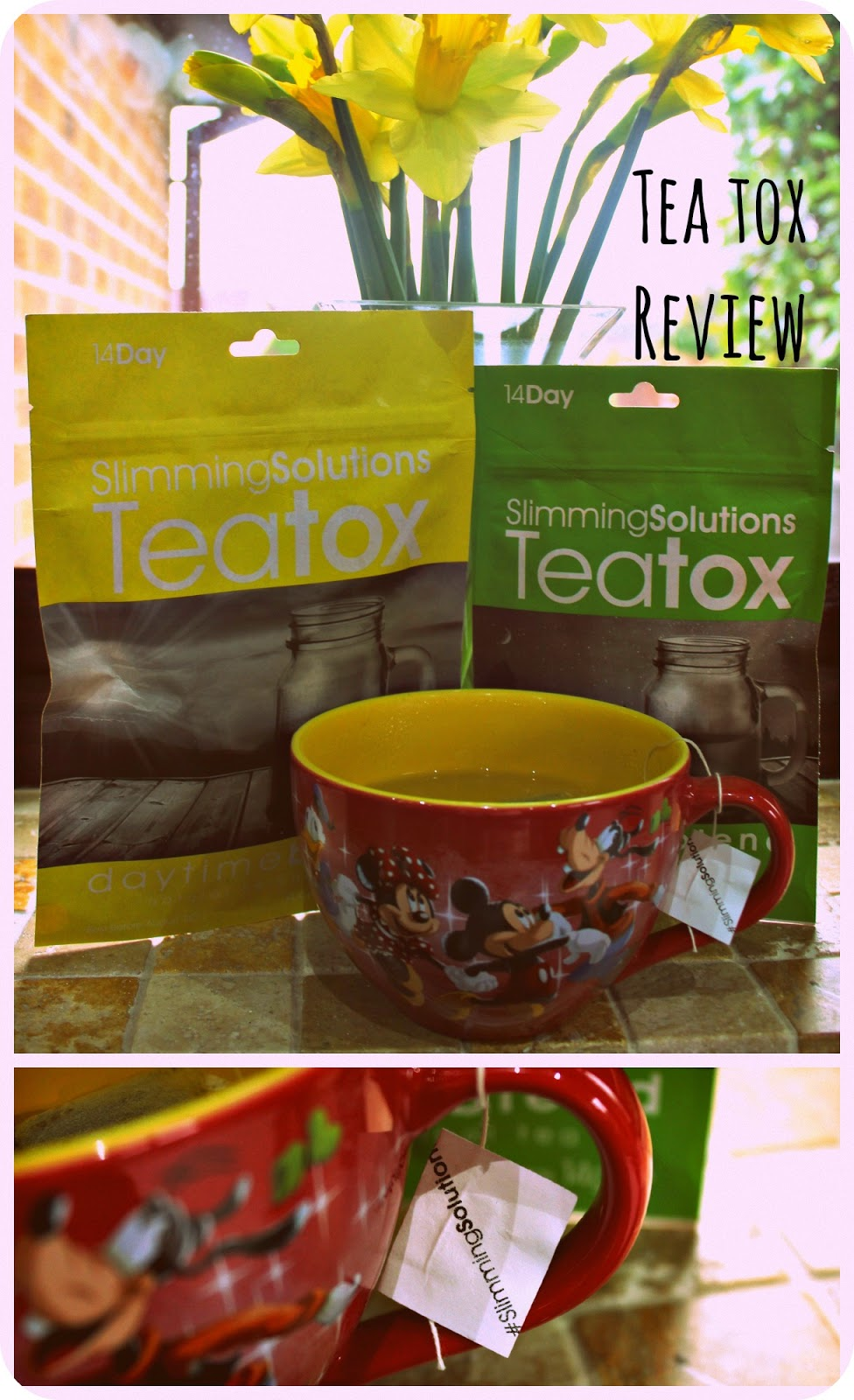 Slimming Solutions: Teatox