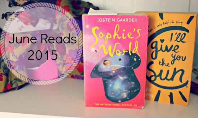 June Reads 2015