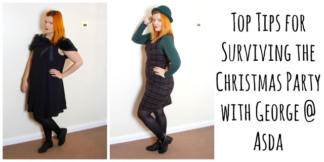 Top Tips for Surviving the Christmas Party with George @ Asda