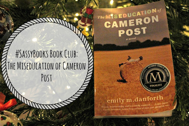 #SassyBooks Book Club: The Miseducation of Cameron Post