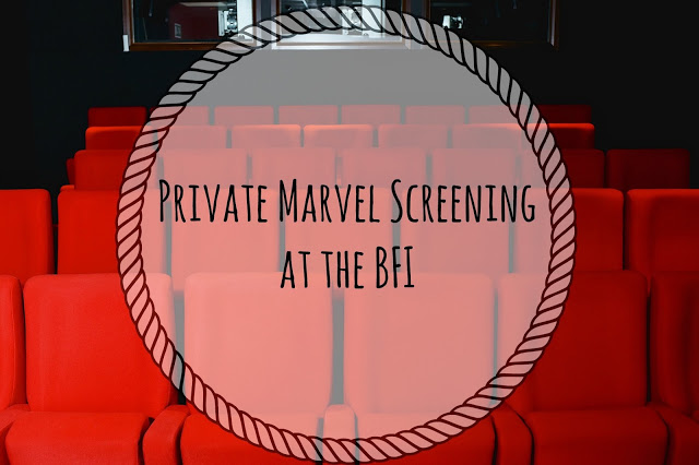 Private Marvel Screening at the BFI