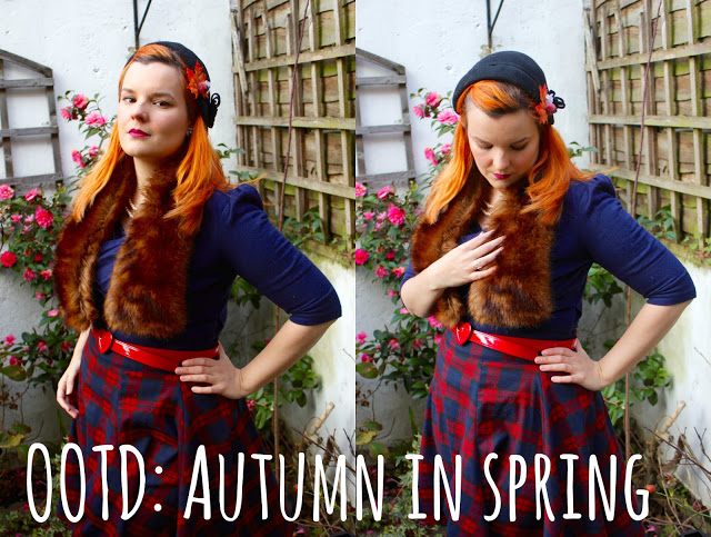 OOTD: Autumn in Spring