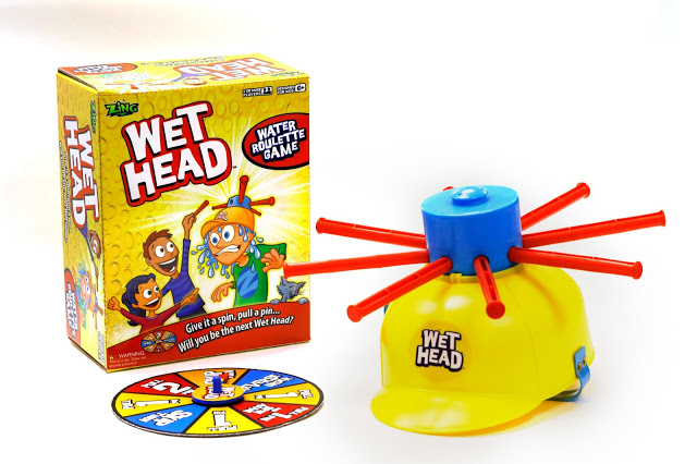 Giveaway: Wet Head Game