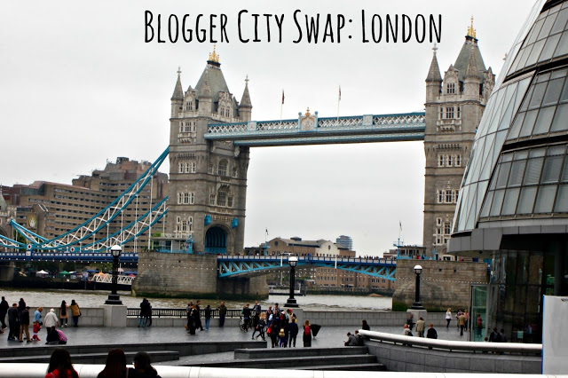 Blogger City Swap: London