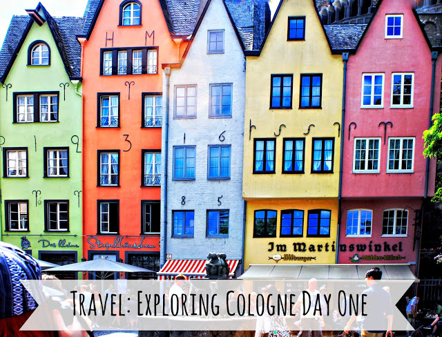 Travel: Exploring Cologne Day One