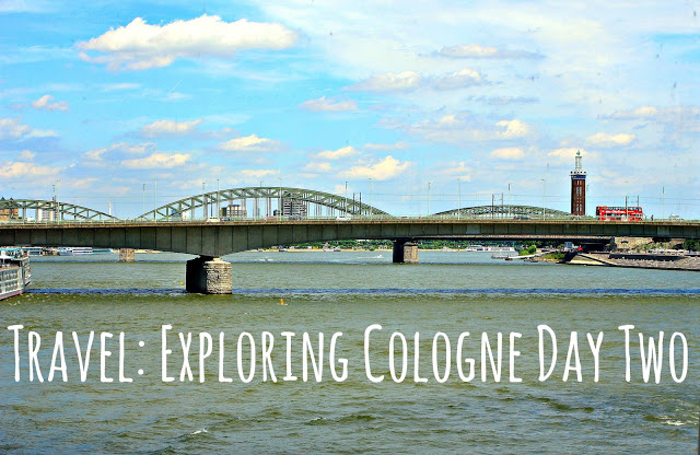 Travel: Exploring Cologne Day Two
