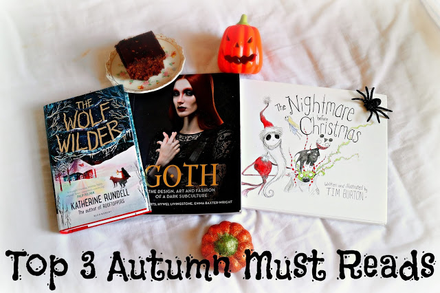 Top 3 Autumn Must Reads