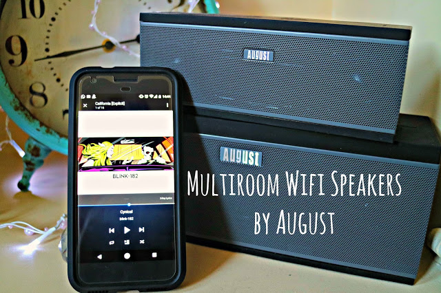 Multiroom Wifi Speakers by August: Review