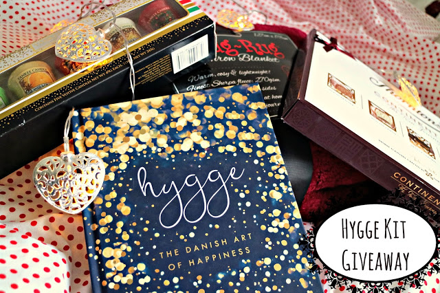 Be #HyggeHappy with this Hygge Kit Giveaway