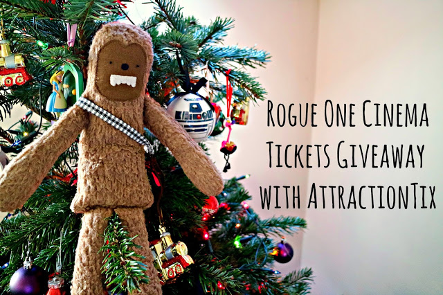 Disneyland Paris Rogue One Cinema Tickets Giveaway with AttractionTix