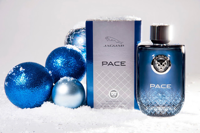 Jaguar Pace Fragrance Giveaway: Three Chances to Win!