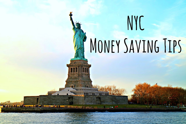 Six Money Saving Tips for Visiting NYC