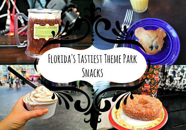 Florida's Tastiest Theme Park Snacks