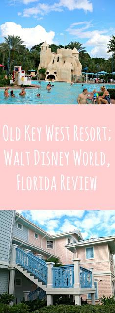 Old Key West Resort pinterest pin