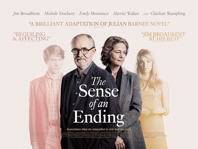 The Sense of an Ending: From Book to Screen