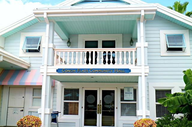 community hall in Old Key West Resort