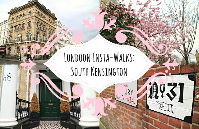 London Insta Walks: South Kensington