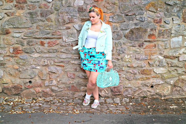 Fashion: Keeping it Colourful in Bristol