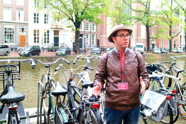 our free walking guide is the perfect edition to Amsterdam on a Budget