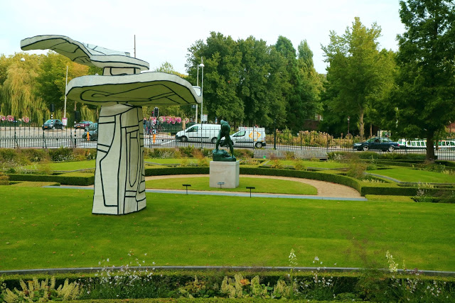 free museum gardens