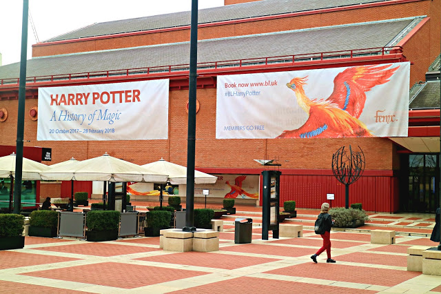 Harry Potter: A History of Magic at The British Library