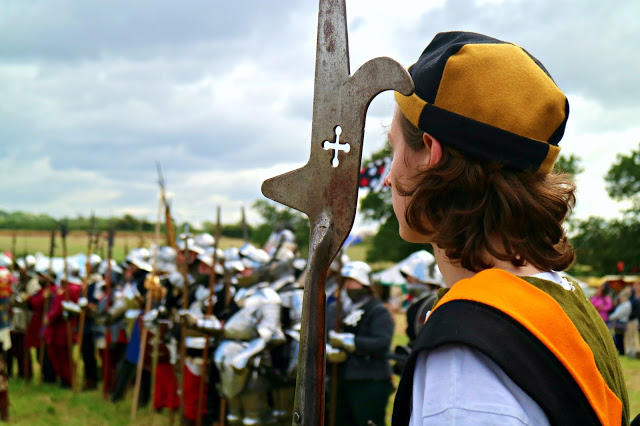 Reenactment of the battle of Bosworth Travel Roundup