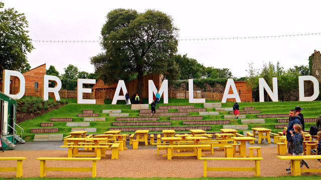 Dreamland sign in Margate