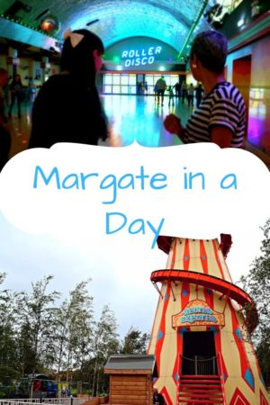 Margate in a Day Pinterest pin