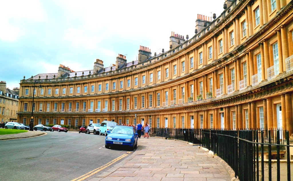 houses in Bath