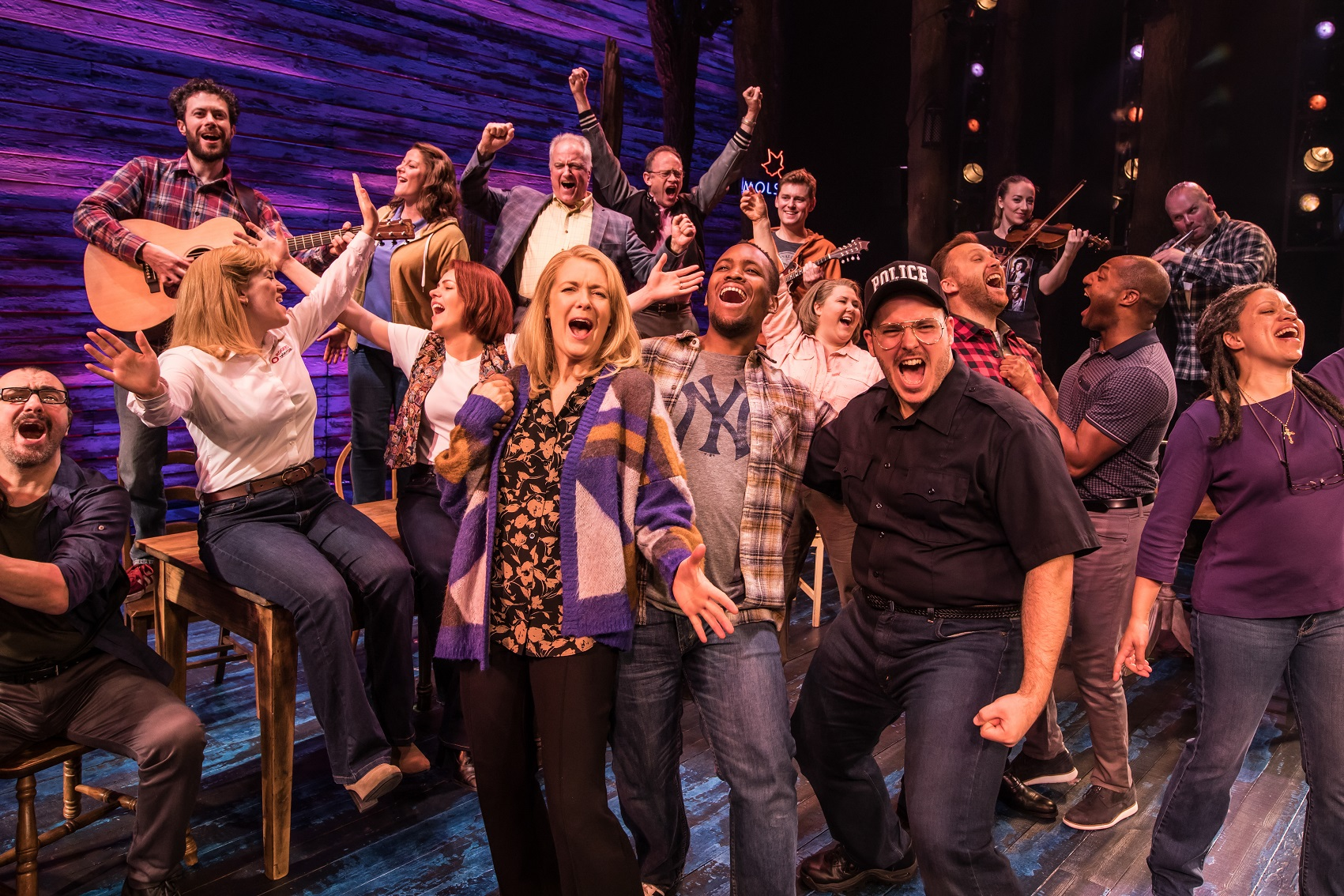 Come From Away at the Phoenix Theatre | Review