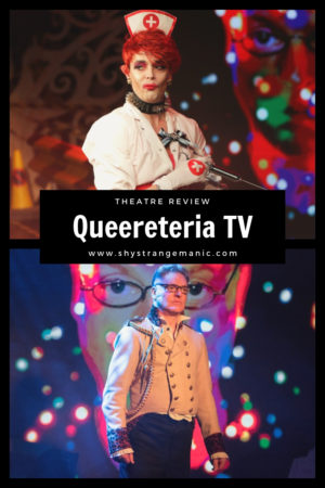 Queereteria TV Pinterst image