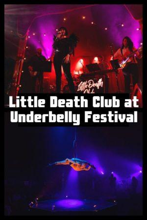 Little Death Club Pinterest Pin