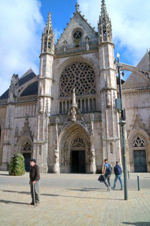 Eglise Saint-Eloi Churck in Dunkirk, France
