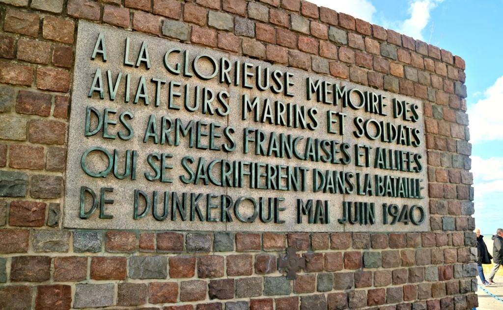 dunkirk WWII war memorial
