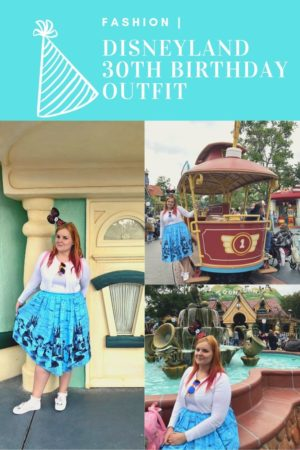 Disneyland Birthday Outfit pinterest