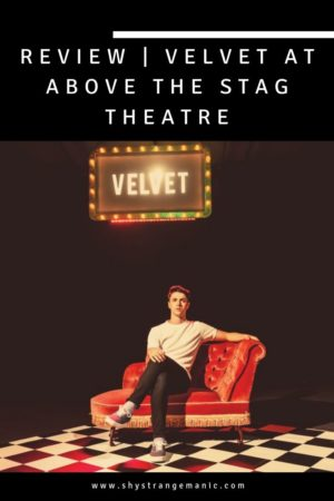 Velvet at above the stag pinterest pin