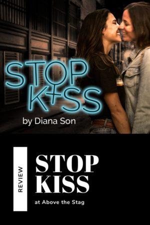 Stop Kiss pinterest pin