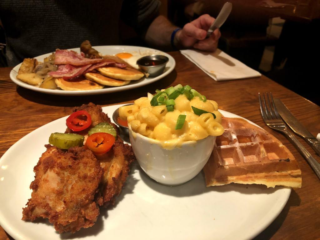 American Foods in The Breakfast Club