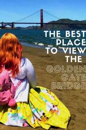 View of the Golden Gate Bridge Pinterest Pin