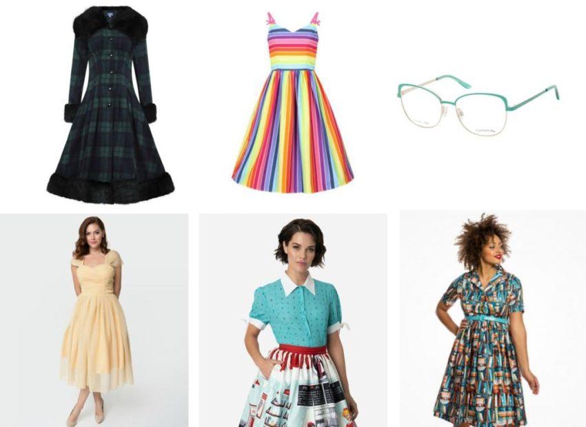 Vintage fashion wishlist