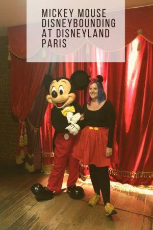 mickey Disneybound pinterest pin